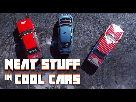 AWD vs. FWD vs. RWD Explained With Rally Cars | Neat Stuff in Cool Cars