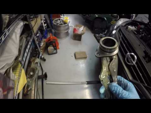How to: Change Manual Transmission Fluid 2008-2012 Altima Coupe