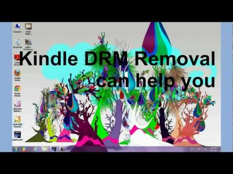 Remove Kindle DRM by Kindle DRM Removal
