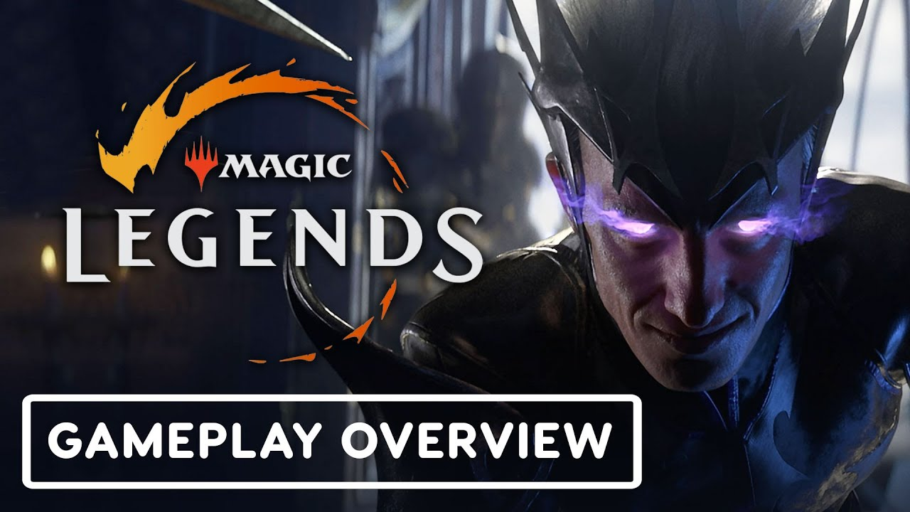 Magic: Legends - Official Gameplay Overview