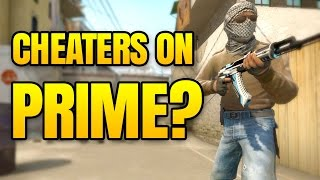 First Prime Matchmaking - Are There Cheaters? Cs Go Competitive