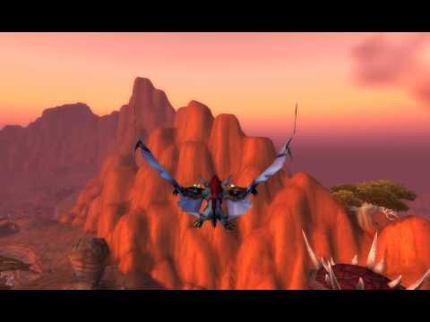 World of Warcraft: Troll Druid full Tier 11 & New Druid Flight form
