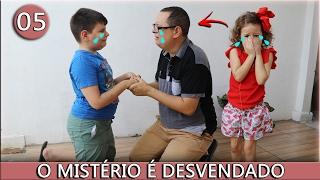 O MENINO PERDIDO - O MISTÉRIO É DESVENDADO - PARTE 05