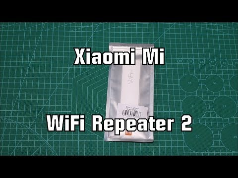 Xiaomi Mi WiFi Repeater 2 - Unboxing & Review