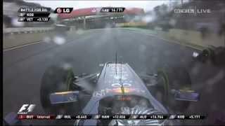 Formel 1 2012 Finale Brasilien