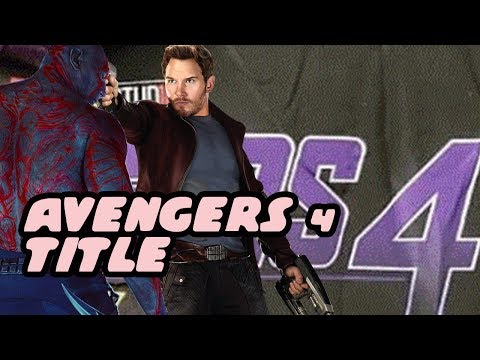 Avengers 4 Title Release Date And Dead Character Returns Confirmed