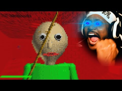 OMGOSH WE FINALLY BEAT IT | Baldi's Basics in Education and Learning ENDING