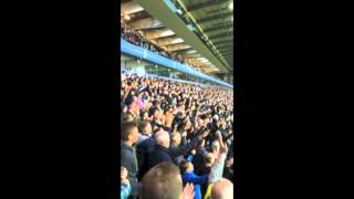 Spurs Away vs Villa - A Fans View