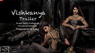 Vishkanya movie trailer | Priyanka Chopra | Anushka Sharma |