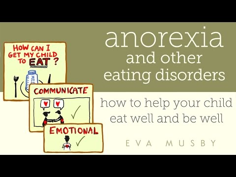 Anorexia and other eating disorders: HOW TO HELP YOUR CHILD EAT WELL AND BE WELL