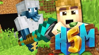 TIME TO FIGHT! | HOW TO MINECRAFT 5! (H5M) Ep.29