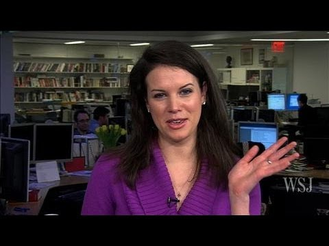 WSJ Says Goodbye To Kelly Evans on The News Hub