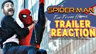 Download Spider-Man: Far From Home Trailer Breakdown - Movie Podcast Video