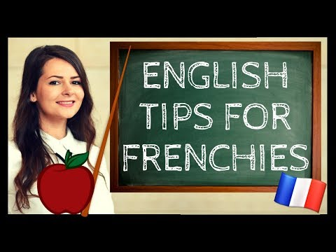 12 Common Mistakes French Speakers Make in English (Even when they're fluent)! 🇨🇵