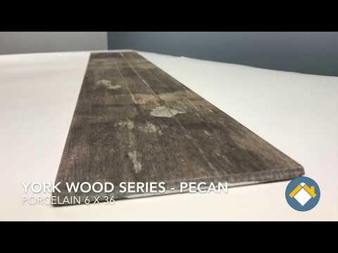 Wood tile floor ideas