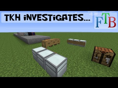FTB 1.5.2 - Tinker's Construct Tutorial: Designing Pickaxes
