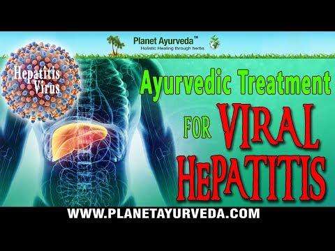 Herbal Remedies for Viral Hepatitis - Types, Symptoms, Causes, Diagnosis & Ayurvedic Treatment