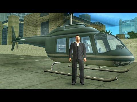 GTA Liberty City Stories: How To Get A Helicopter | Как получить вертолет