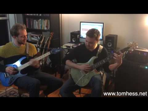 Tom Hess Guitar Playing And Music Contest – Wiebe Ophorst