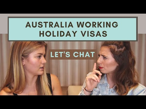 Your Guide To An Australian Working Holiday Visa