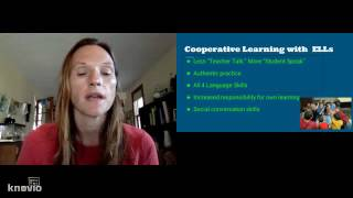 Cooperative Learning with English Language Learners