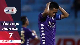 Review | Vòng 7 LS V.League 1 - 2020 | TP. HCM vững ngôi đầu, Hà Nội hụt bước ở Hàng Đẫy | VPF Media