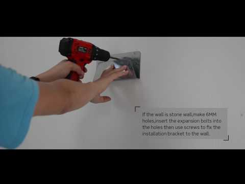 How to Install LED Mirror Light-Liteharbor lighting mirror light factory