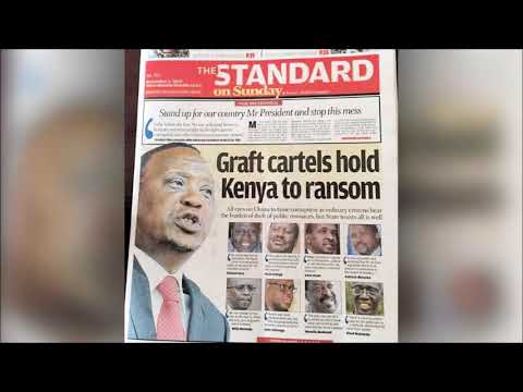 Social Media Purge In Kenya Will Protect Corruption Part 2