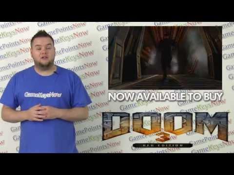 Doom 3 BFG Edition In Stock Now At GameKeysNow.com