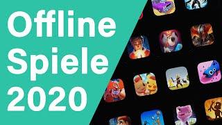 Top 20 OFFLINE SPIELE für Android & iOS 2020