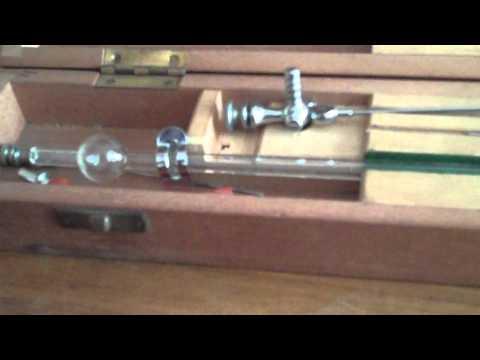Old Medical Equipment