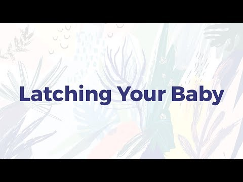 Latching Your Baby