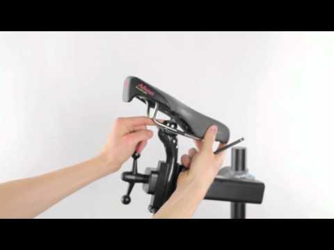 FLO Cycling - Installing the Saddle