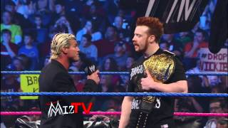 "The Miz presents ""Miz TV"" with special guest Sheamus: SmackDown, Sept. 28, 2012"