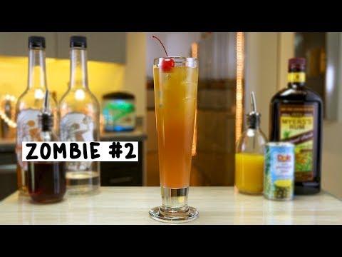Zombie #2 - Tipsy Bartender