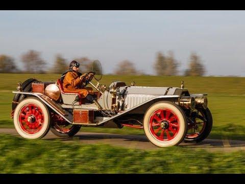 1912 Peerless Model 60 Runabout