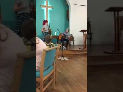 ALL THE SMALL THINGS ACOUSTIC COVER-CHURCH CHARITY EVENT