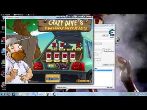 Plant vs Zombie hack [Cheat Engine 6.1]