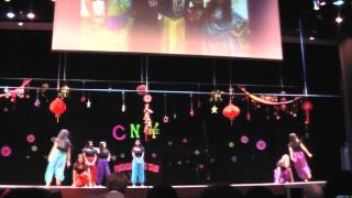 2015 CV Chinese New Year Celebration - Bollywood Dance
