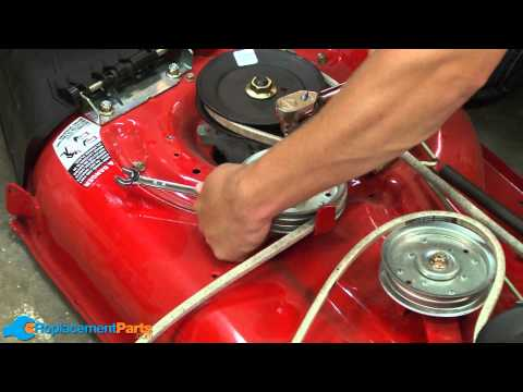 How to Replace the Blade Belt on a Troy-Bilt Pony Lawn Tractor (Part # 954-04060B)