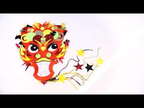 YPO Create and Make Giant Dragon Head