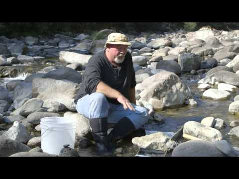 How To Find Gold With A Sluice Box