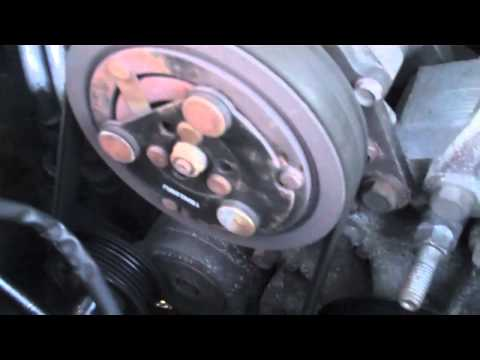2003 Jeep Liberty 3.7L Serpentine Belt Replacement