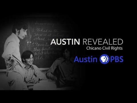 Austin Revealed: Chicano Civil Rights