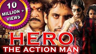 Hero The Action Man (Bejawada) Hindi Dubbed Movie | Naga Chaitanya, Amala Paul