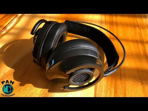 Test du casque Hi-Fi AudioQuest NightHawk Carbon!!