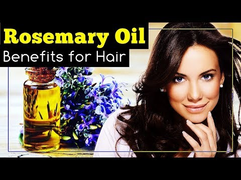 Rosemary Oil Benefits for Hair Growth