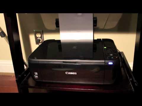 Canon Pixma MP495 - inkjet Printer/Scanner/Copier  REVIEW/DEMO