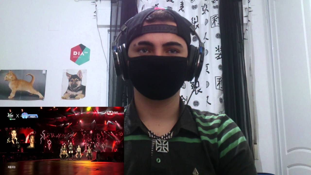 AILEE MIND YOUR OWN BUSINESS LIVE MV REACTION