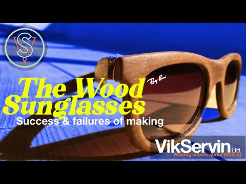 The Wooden Sunglasses